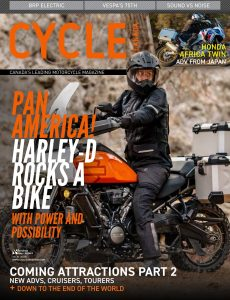 Cycle Canada – Volume 51 Issue 3 – 14 April 2021
