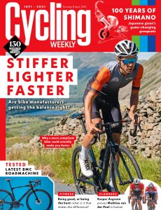Cycling Weekly – April 08, 2021