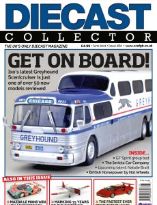 Diecast Collector – Issue 284 – June 2021