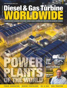 Diesel & Gas Turbine Worldwide – Spring 2021