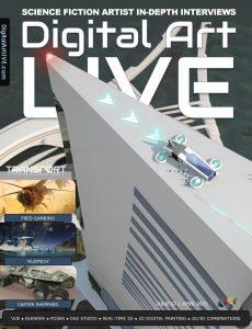 Digital Art Live – Issue 57 2021