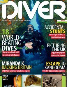 Diver UK – May 2021