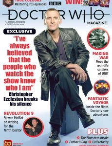 Doctor Who Magazine – Issue 563 – May 2021