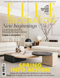 Elle Decoration UK – May 2021