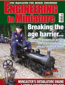 Engineering In Miniature – May 2021