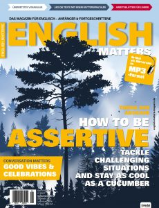 English Matters German Edition – April-Juni 2021