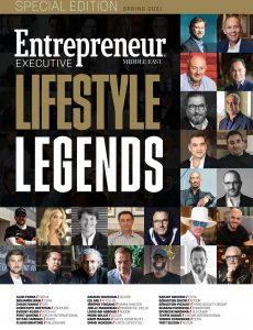 Entrepreneur Middle East Special Edition – Spring 2021