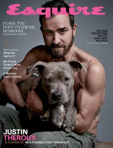 Esquire USA – April 2021
