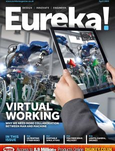 Eureka Magazine – April 2021