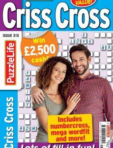 Family Criss Cross – April 2021