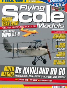 Flying Scale Models – Issue 258 – May 2021