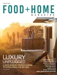 Food & Home Magazine – Spring 2021