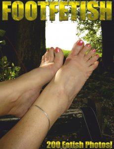 Foot Fetish Adult Photo Magazine – April 2021