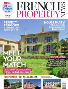 French Property News – May 2021