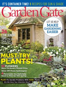 Garden Gate – May 2021