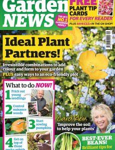 Garden News – 24 April 2021