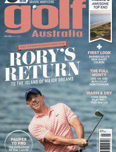 Golf Australia – May 2021