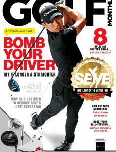 Golf Monthly UK – June 2021