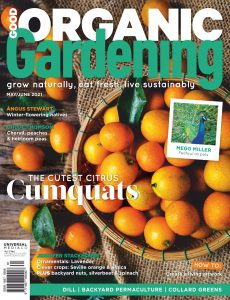 Good Organic Gardening – May-June 2021