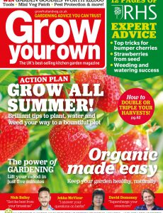 Grow Your Own – June 2021