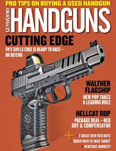 Handguns – June-July 2021