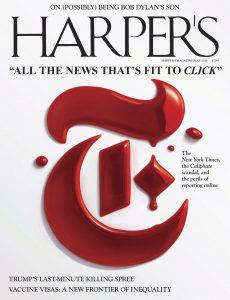 Harper's Magazine – May 2021