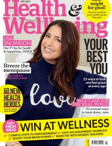 Health & Wellbeing – April 2021