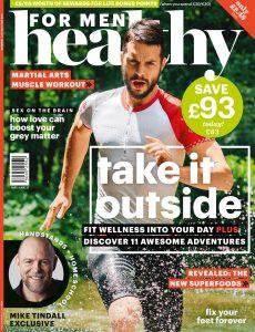 Healthy For Men – May-June 2021