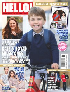 Hello! Magazine UK – 03 May 2021