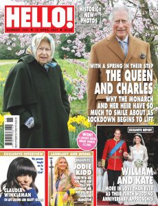 Hello! Magazine UK – 12 April 2021
