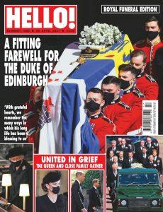 Hello! Magazine UK – 26 April 2021