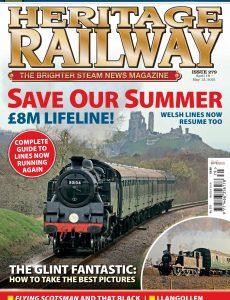 Heritage Railway – April 01, 2021