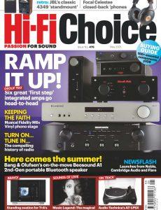 Hi-Fi Choice – May 2021