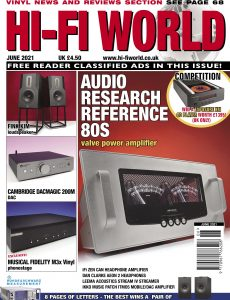 Hi-Fi World – June 2021