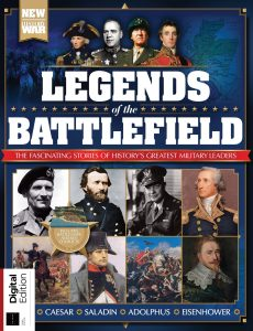 History of War – Legends of the Battlefield, 3rd Edition 2021