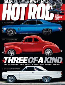 Hot Rod – June 2021