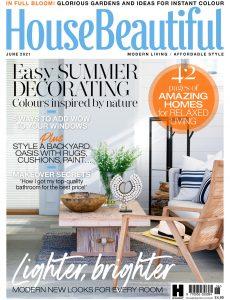 House Beautiful UK – June 2021