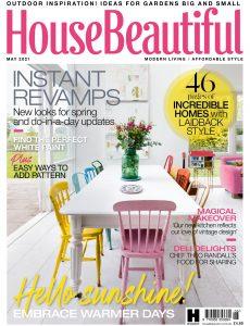 House Beautiful UK – May 2021