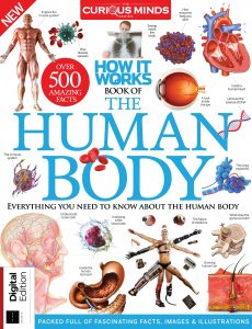 How it Works Book of The Human Body – 15th Edition, 2021