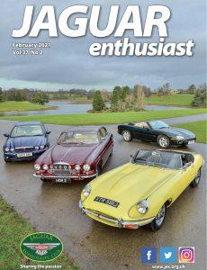 Jaguar Enthusiast – February 2021