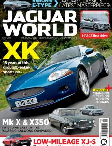 Jaguar World – May 2021