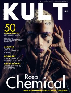 Kult Magazine March-April-May 2021