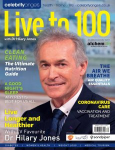Live to 100 with Dr Hilary Jones – Spring 2021