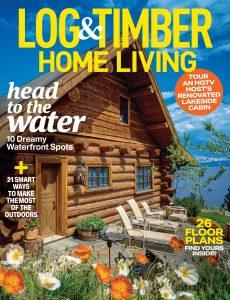 Log Home Living – April 2021
