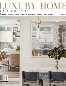 Luxury Home Magazine Hawaii – Issue 16 2 2021