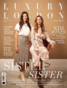 Luxury London Magazine – Spring 2021