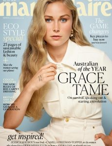 Marie Claire Australia – May 2021