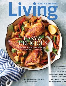Martha Stewart Living – May 2021