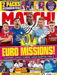 Match! – April 06, 2021