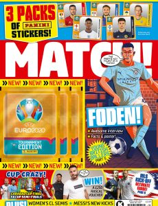Match! – April 13, 2021